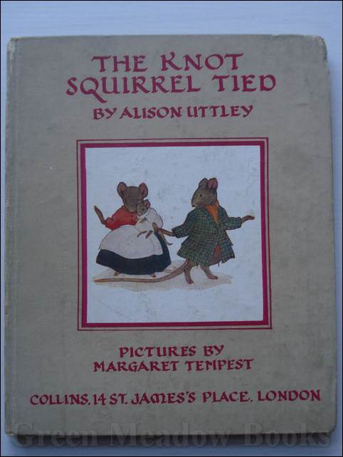 Image for THE KNOT SQUIRREL TIED