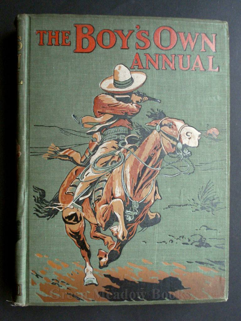 Image for THE BOY'S OWN VOLUME XXXVIII 1915-16