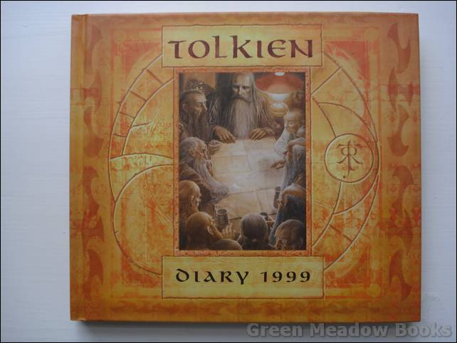 Image for TOLKIEN DIARY 1999