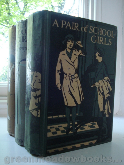 Image for A PAIR OF SCHOOLGIRLS