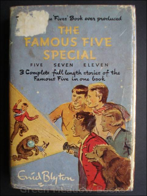 Image for THE FAMOUS FIVE SPECIAL