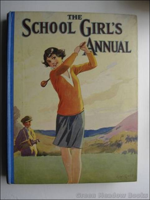 Image for THE SCHOOL GIRL'S ANNUAL Volume IX