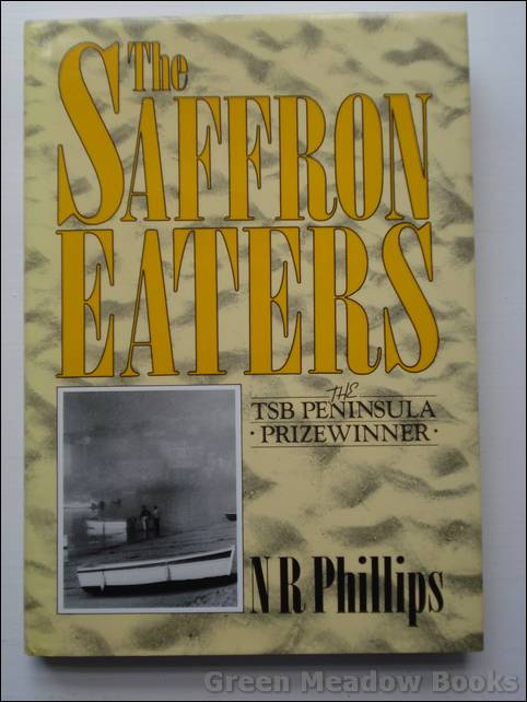 Image for THE SAFFRON EATERS