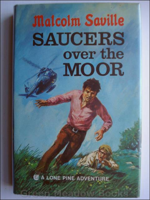 Image for SAUCERS OVER THE MOOR