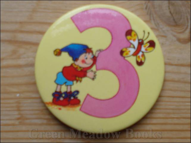 Image for NODDY: BADGE