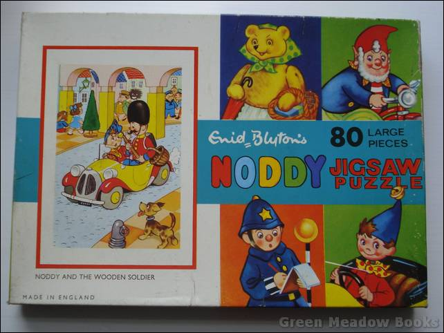 Image for NODDY JIGSAW: NODDY AND THE WOODEN SOLDIER