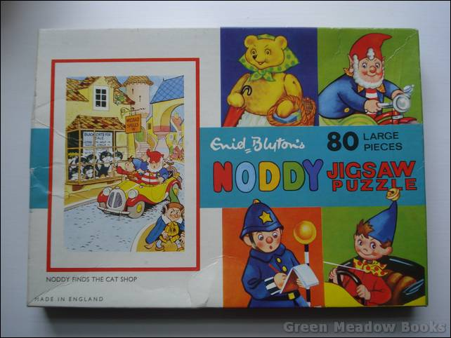Image for NODDY JIGSAW: NODDY FINDS THE CAT SHOP