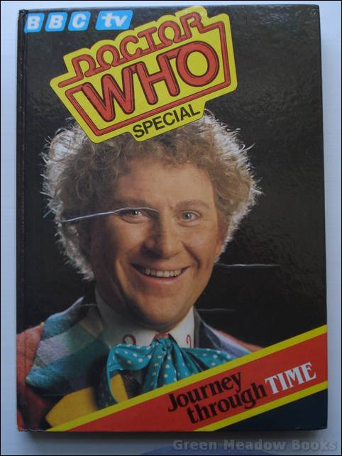 Image for DOCTOR WHO SPECIAL   JOURNEY THROUGH TIME!