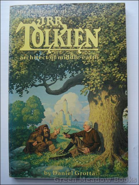Image for THE BIOGRAPHY OF J.R.R. TOLKIEN     ARCHITECT OF MIDDLE EARTH