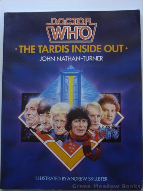 Image for DOCTOR WHO: THE TARDIS INSIDE OUT!
