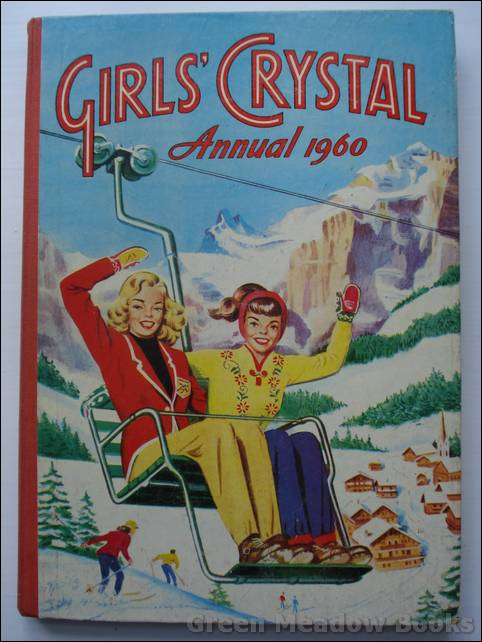 Image for GIRLS' CRYSTAL 1960