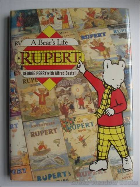 Image for A BEAR'S LIFE    RUPERT BEAR