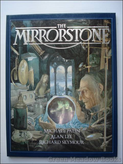 Image for THE MIRRORSTONE  Spooky Hologram to Front Picture Board and Six More in the Text!