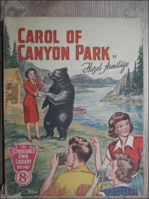 Image for SCHOOLGIRLS' OWN LIBRARY STORY PAPER: CAROL OF CANYON PARK