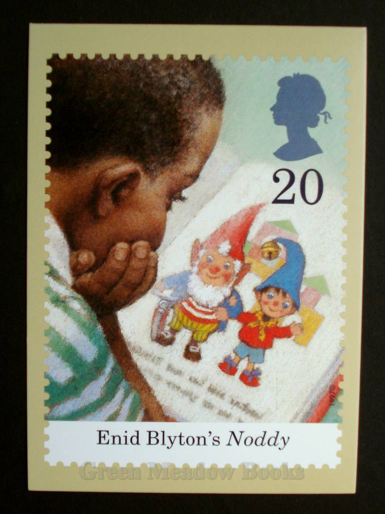Image for POSTCARDS: STAMP CARD NODDY