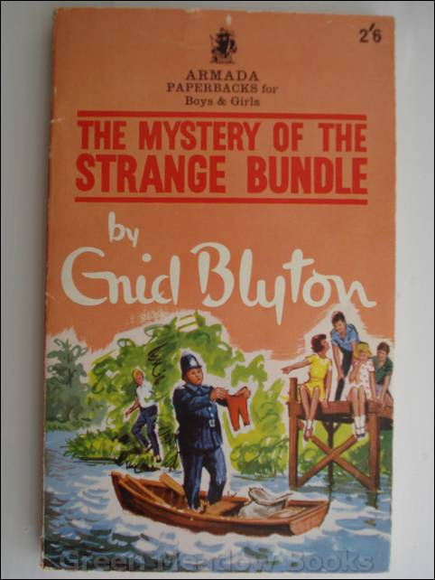 Image for THE MYSTERY OF STRANGE BUNDLE