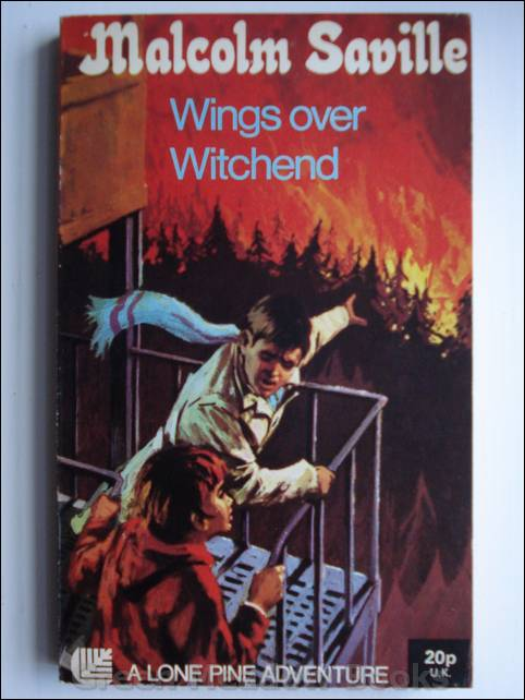 Image for WINGS OVER WITCHEND