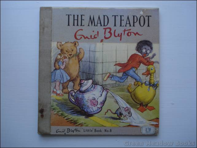 Image for THE MAD TEAPOT