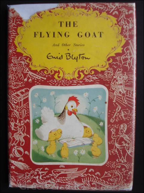 Image for THE FLYING GOAT And Other Stories