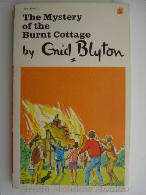 Image for THE MYSTERY OF THE BURNT COTTAGE