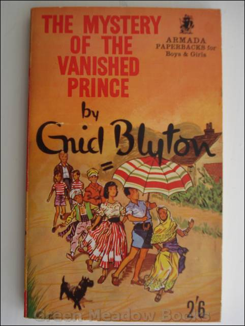 Image for THE MYSTERY OF THE VANISHED PRINCE