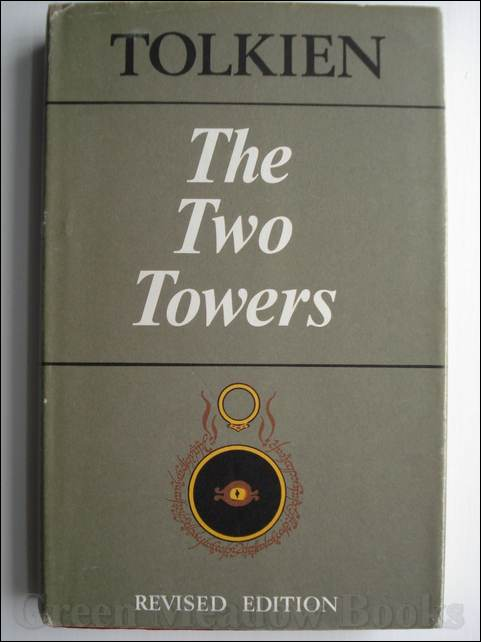 Image for THE TWO TOWERS Volume II of the supreme trilogy