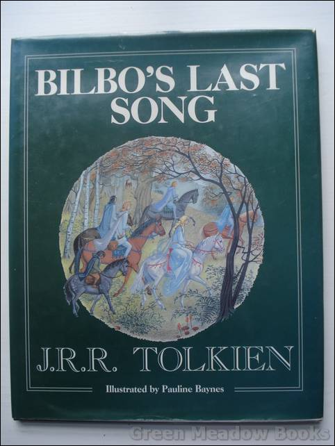 Image for BILBO'S LAST SONG