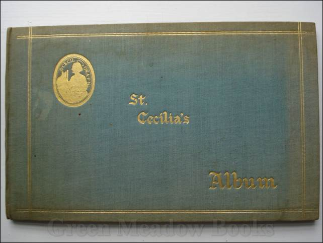 Image for ST CECILIA'S ALBUM    The Harrow Replicas No. 7.