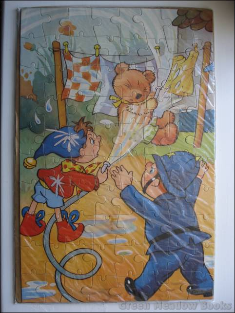 Image for NODDY JIGSAW: TUBBY BEAR GETS A SOAKING