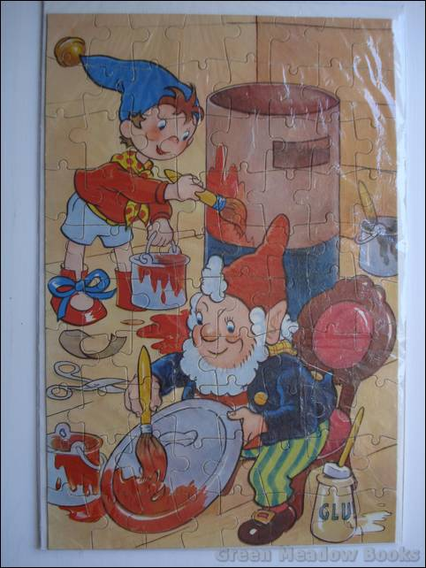 Image for NODDY JIGSAW: NODDY AND THE POST BOX TRAP