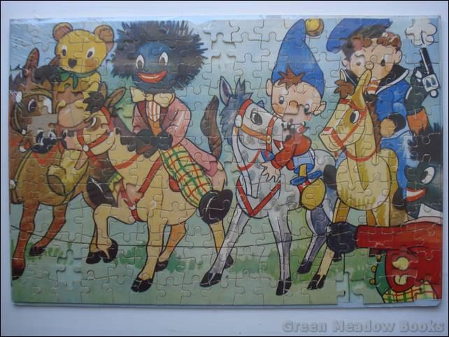 Image for NODDY JIGSAW: NODDY AT THE RACES