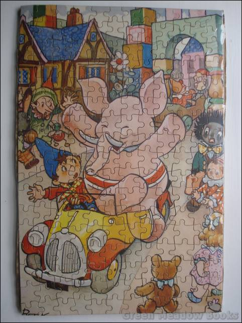 Image for NODDY JIGSAW: NODDY AND THE BIG BAD ELEPHANT