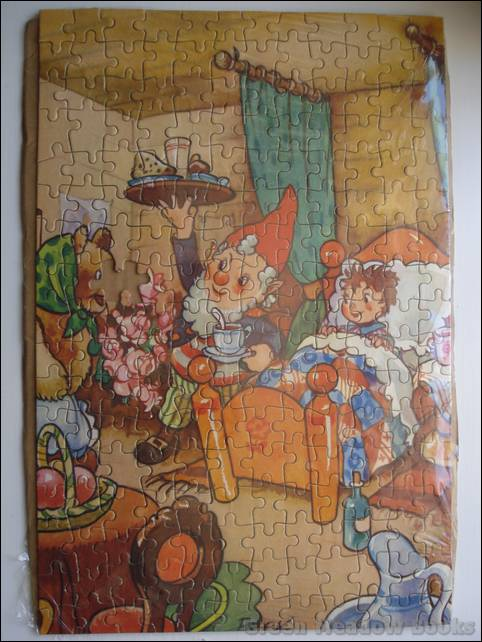 Image for NODDY JIGSAW: NODDY HAS TO STAY IN BED