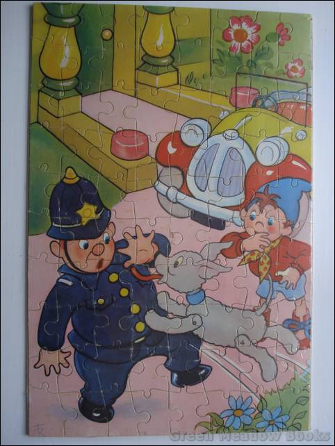 Image for NODDY JIGSAW: TROUBLE WITH BUMPY DOG