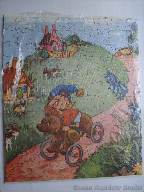 Image for NODDY JIGSAW: NODDY AND THE BEAR ON WHEELS