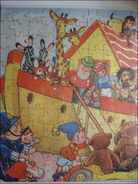 Image for NODDY JIGSAW: NODDY VISITS THE ARK