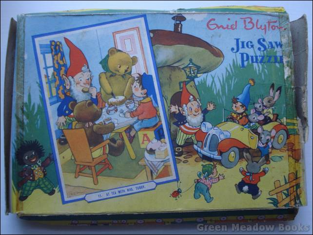 Image for NODDY JIGSAW: AT TEA WITH MRS TUBBY