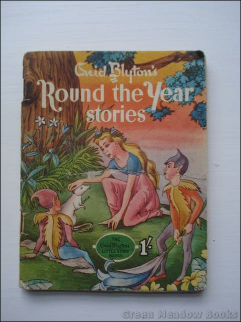Image for OLD THATCH: ROUND THE YEAR STORIES
