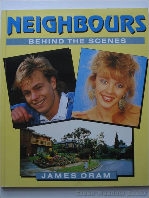 Image for NEIGHBOURS  -   BEHIND THE SCENES