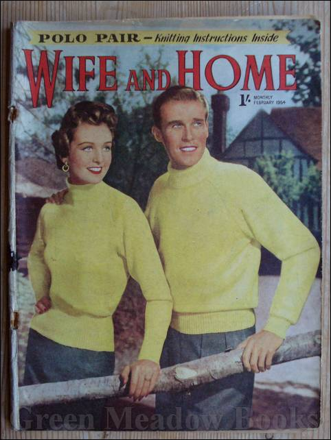 Image for WIFE AND HOME with RUMBLE AND CHUFF    February 1954