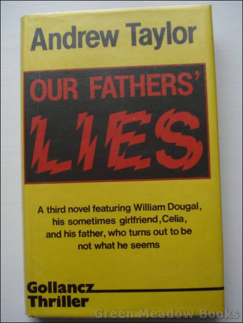 Image for OUR FATHER'S LIES   A WILLIAM DOUGAL THRILLER