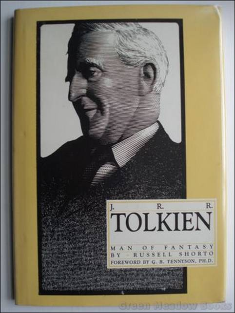 Image for J.R.R. TOLKIEN MAN OF FANTASY    FOREWORD by G B TENNYSON