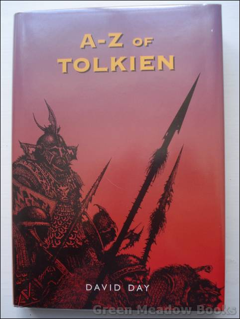Image for A - Z OF TOLKIEN