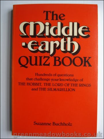 Image for THE MIDDLE-EARTH QUIZ BOOK