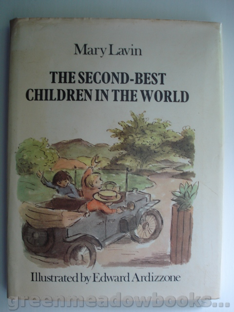 Image for THE SECOND-BEST CHILDREN IN THE WORLD   The Author's First Book