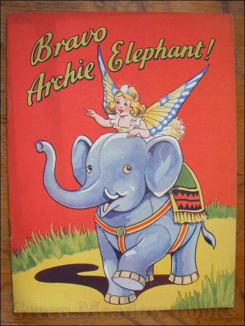 Image for BRAVO ARCHIE ELEPHANT