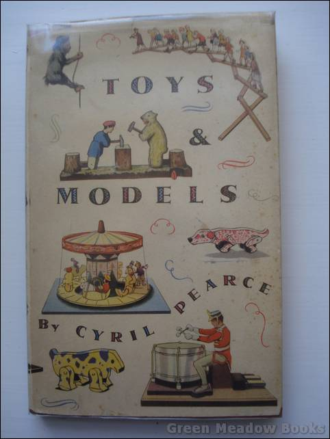 Image for TOYS AND MODELS