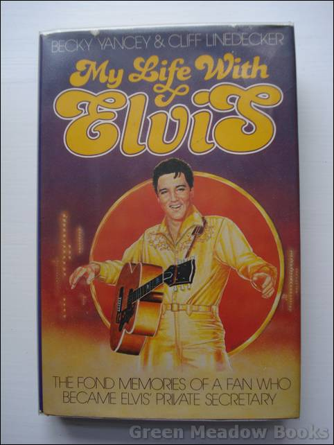 Image for MY LIFE WITH ELVIS