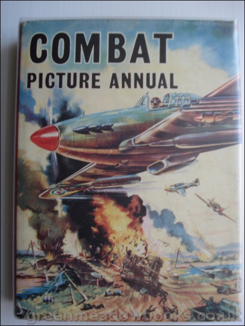 Image for COMBAT PICTURE ANNUAL 1962