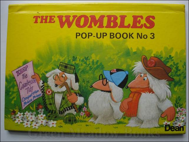 Image for THE WOMBLES POP-UP BOOK No 3